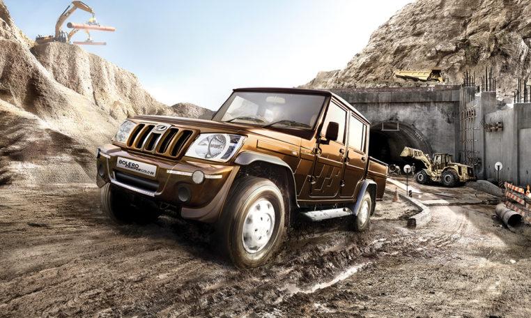Bolero Camper Gold Vx Gehlot Motors Pvt Ltd